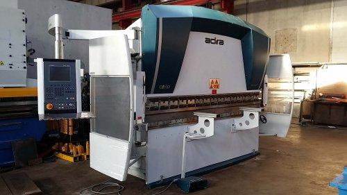 Presse plieuse CNC ADIRA 135/3