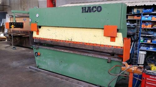 Presse plieuse HACO PPH30080