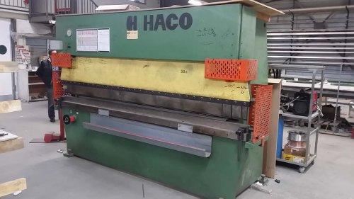 Presse plieuse HACO PPH3060