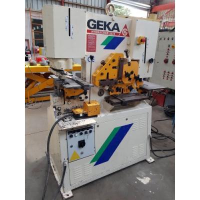Poinçonneuse hydraulique GEKA HYDRACROP 55