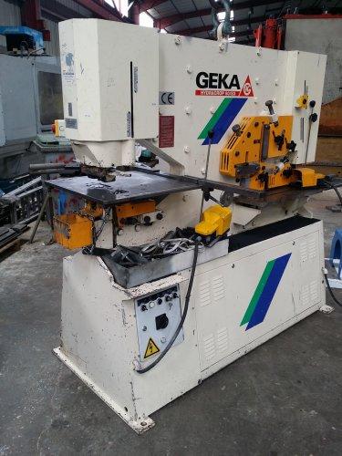 Poinçonneuse hydraulique GEKA HYDRACROP 80 SD
