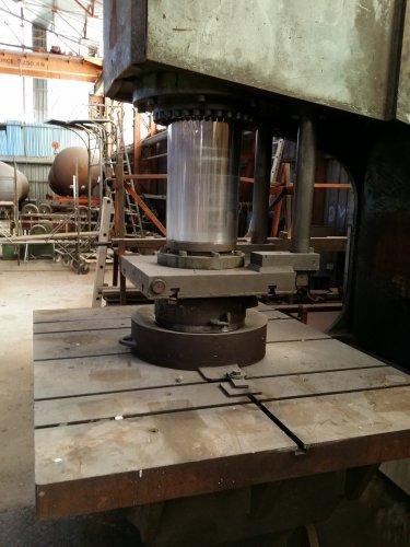 Presse hydraulique MIB