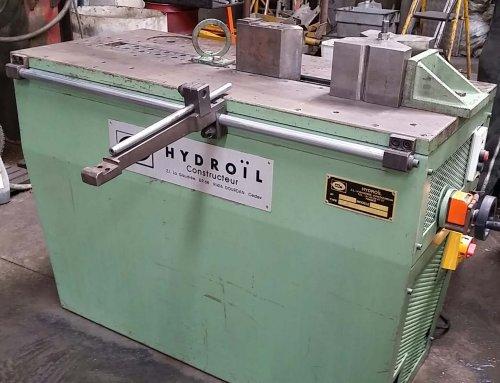 Presse hydraulique horizontale HYDROÏL BM20 350