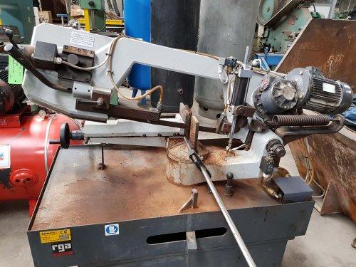 Scie à ruban métal MACC 315 CSO