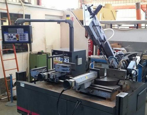 Scie à ruban automatique MEP SHARK 320 CNC FE