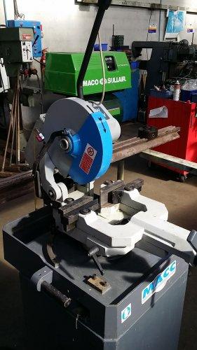 Tronçonneuse à métaux MACC NEW 315 DV