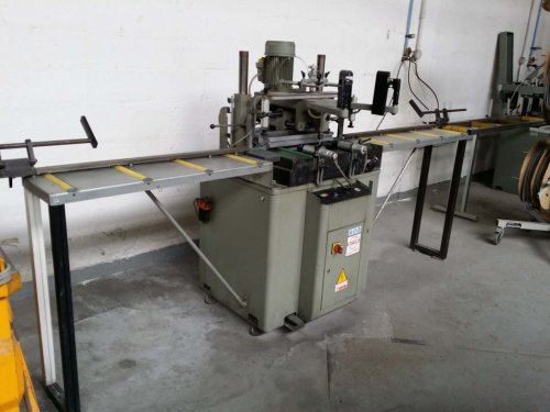 Fraiseuse à copier acier EISELE / RINALDI FC MAGNUM 400