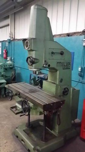 Aléseuse de bloc moteur MILLON A6