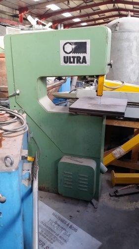 Scie à ruban ULTRA RV 610