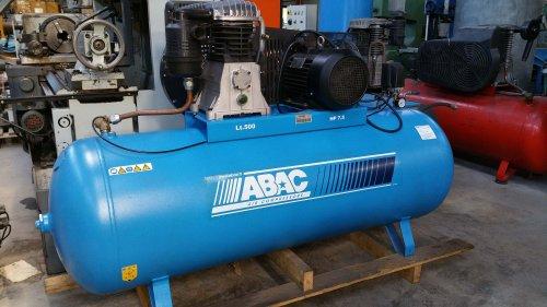 Compresseur ABAC Lt 500
