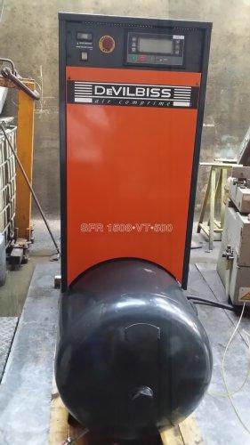 Compresseur DEVILBISS SFR 1508 - VT 500