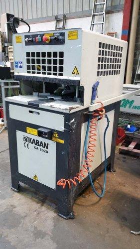 Ebavureuse PVC KABAN CA3020