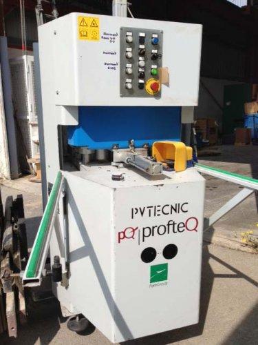 Ebavureuse pvc PVTECNIC PROFTEQ FR4