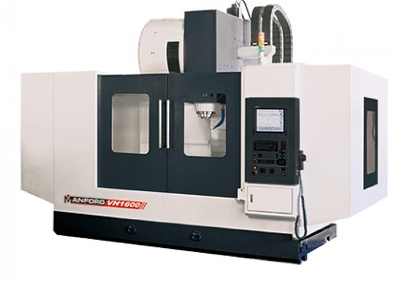 Centre d'usinage vertical CNC MANFORD VH-1600/VH-2000