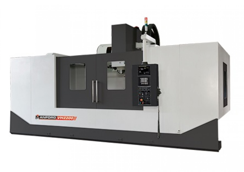 Centre d'usinage vertical CNC MANFORD VH-2200