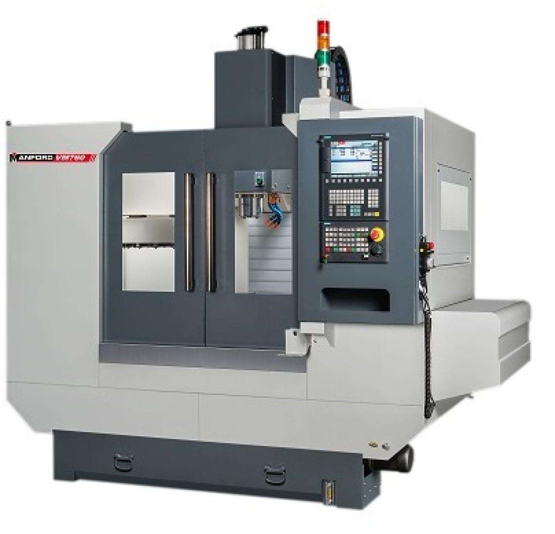 Centre d'usinage MANFORD VM-760/VM-1000