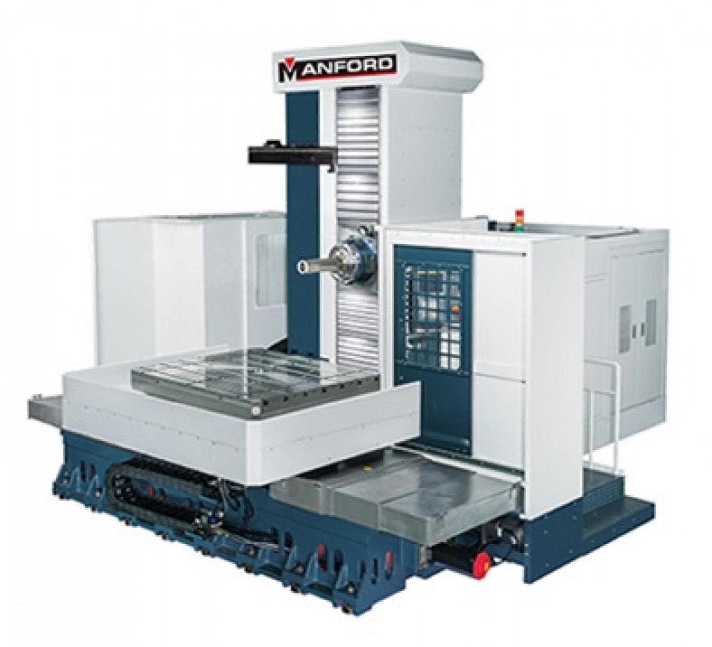 Aléseuse / Fraiseuse Horizontale CNC MANFORD HBM-110