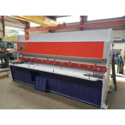 Cisaille Guillotine CNC BYSTRONIC VR6.5