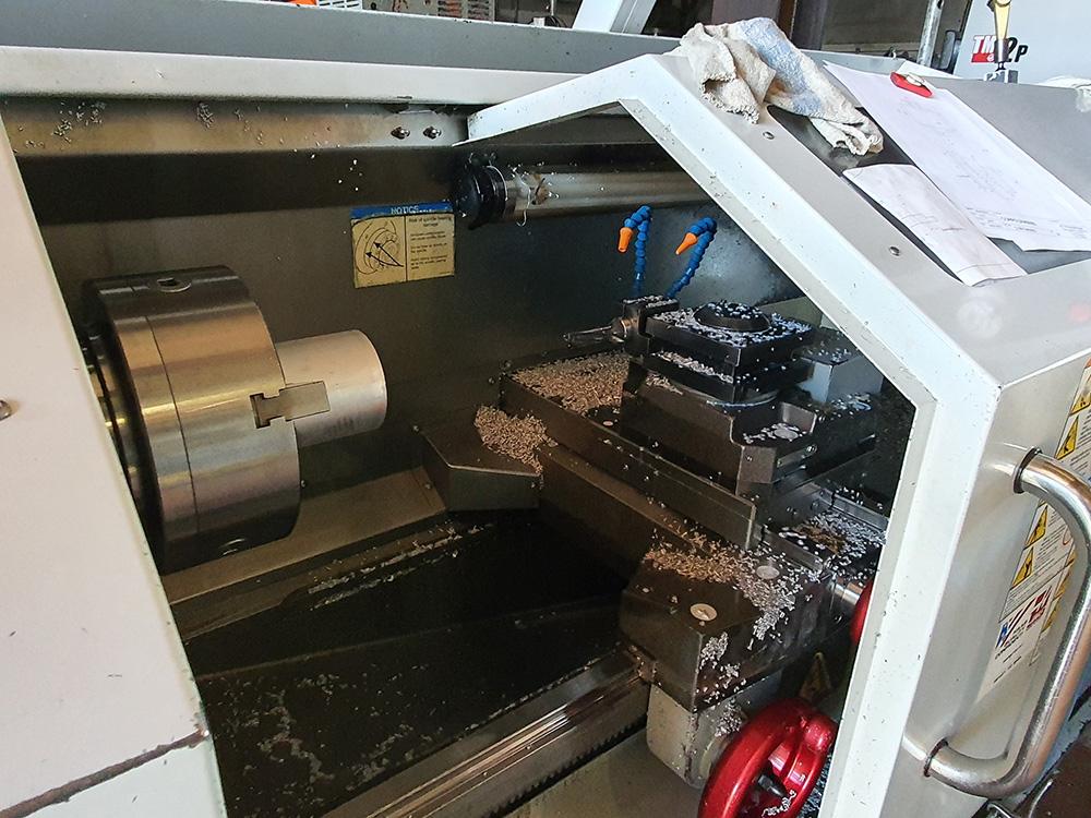 Tour à métaux CNC HAAS TL-2HE