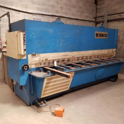 Cisaille guillotine HACO TS3012