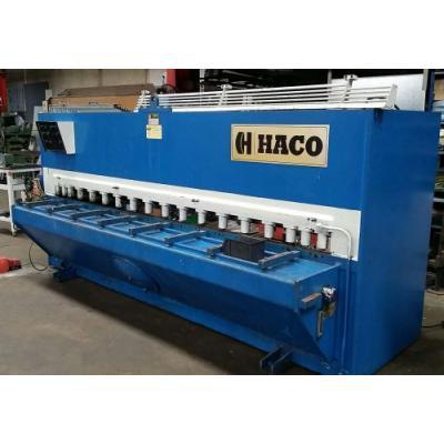 Cisaille guillotine HACO TS3006