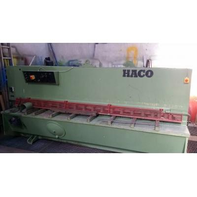 Cisaille guillotine HACO HS306
