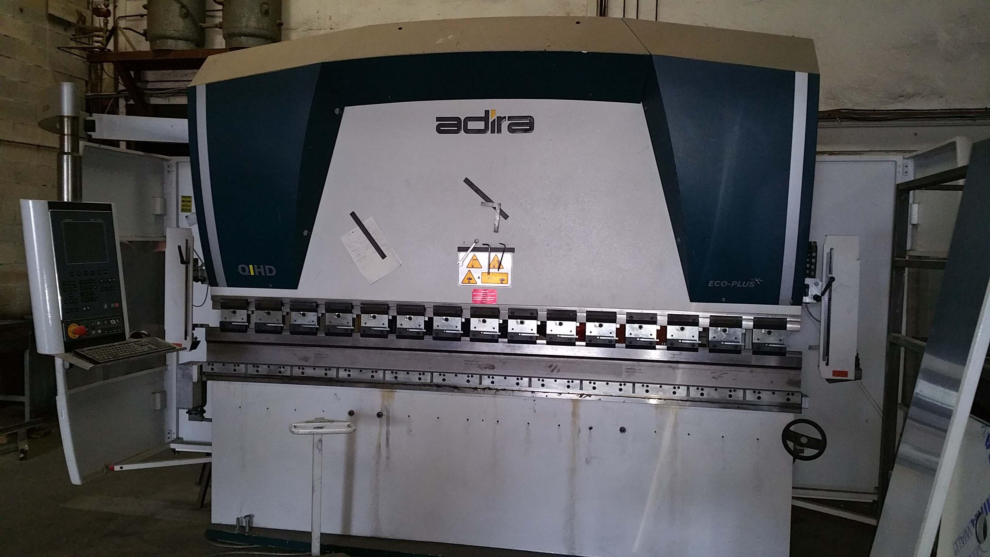 Presse Plieuse Hydraulique ADIRA QIHD 135T