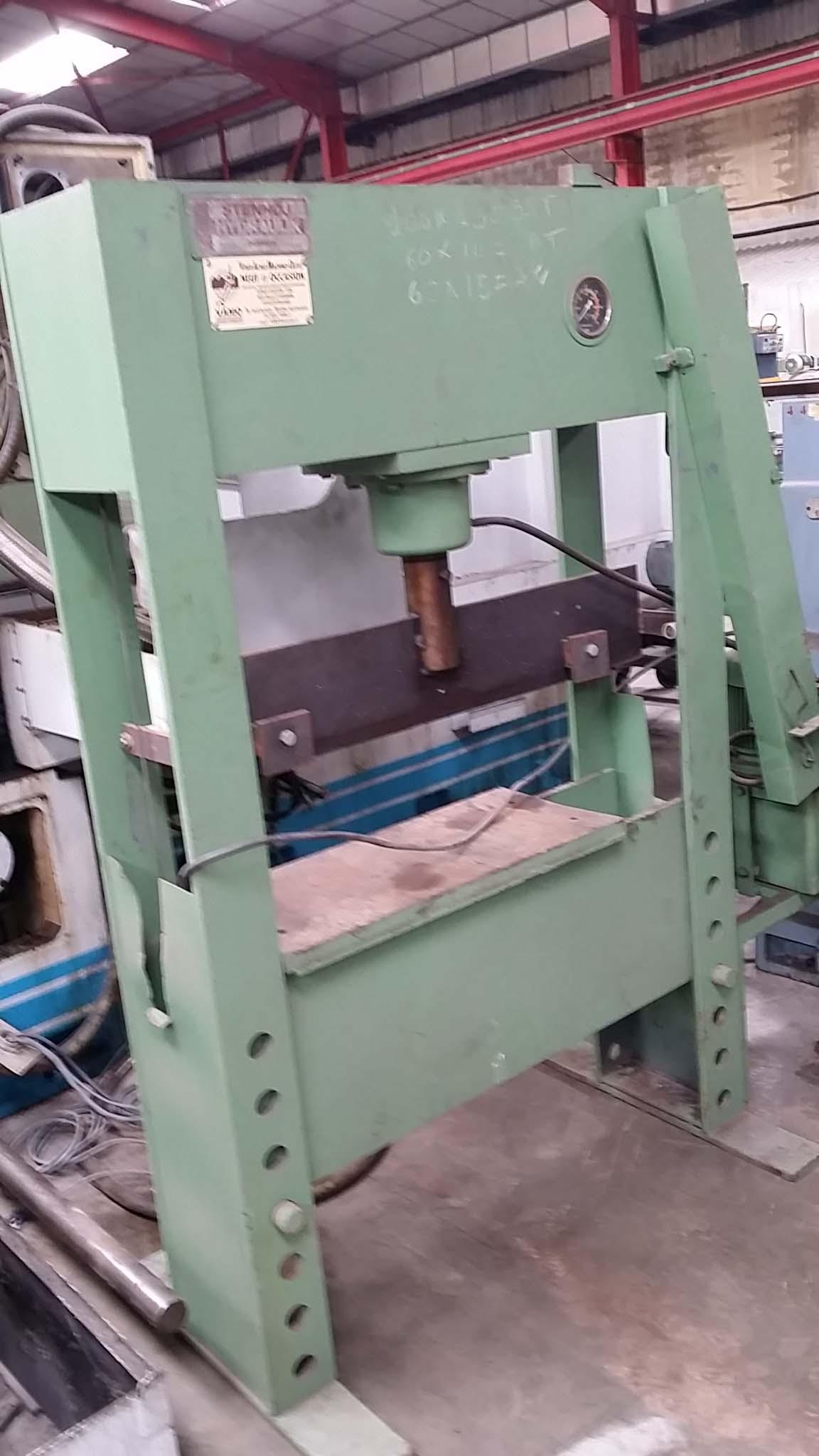 Presse hydraulique d'atelier 60 tonnes
