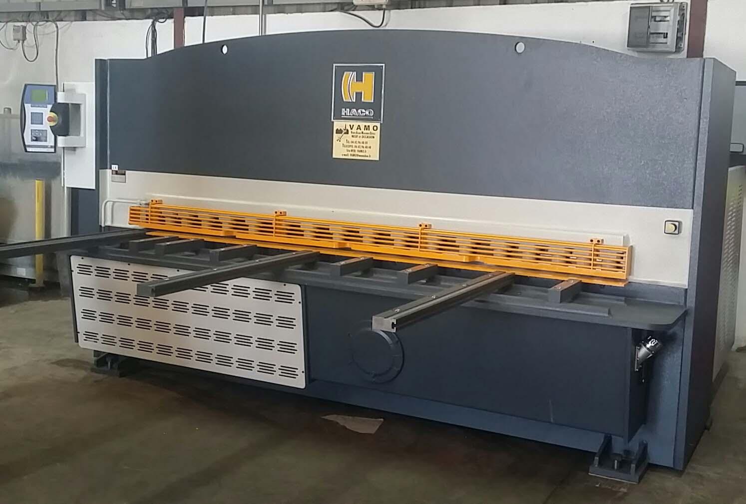 Cisaille guillotine neuve HACO TSX3012